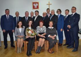 Łucja Michałek złożyła ślubowanie